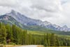 Along the Bow Valley Parkway by Bruce Haanstra